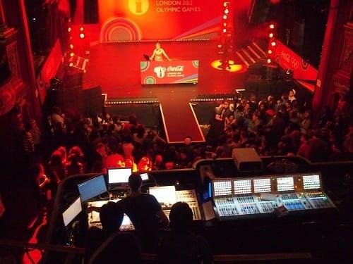 会場には500人のオーディエンスが集結