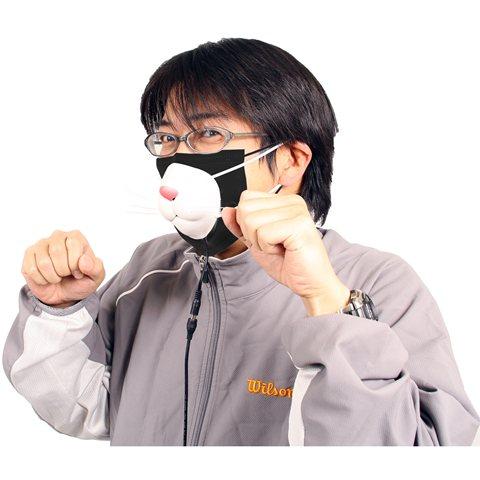 USBスッキリマスク猫モデル