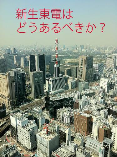 東京電力本社(千代田区内幸町) / kawanet
