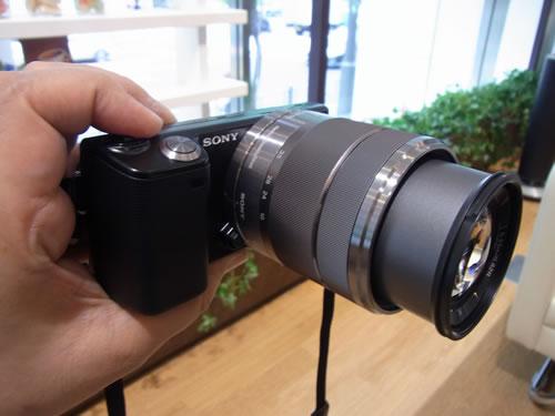 ズームレンズ『E 18-55mm F3.5-5.6 OSS』