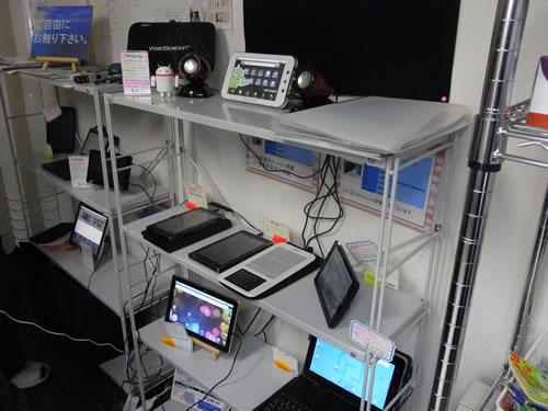"""アキバにあるAndroidタブレット""""aPad""""の専門店NextFun に行ってきました"""