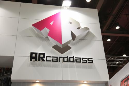 AR カードダス