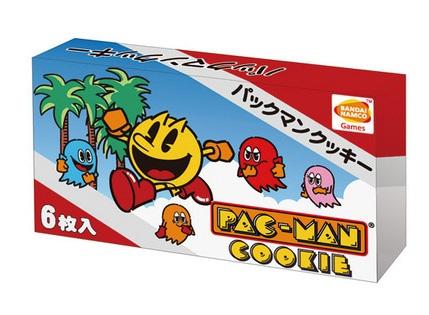 PAC-MAN Cookie