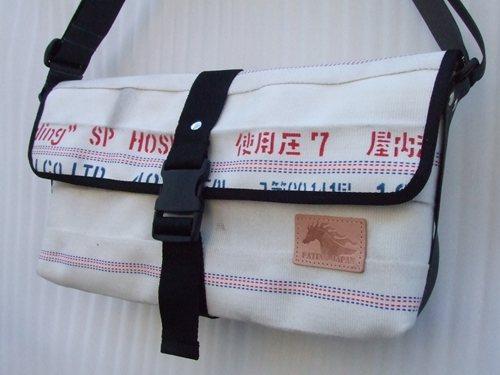 PATTINA JAPAN 折り返しボディバッグ
