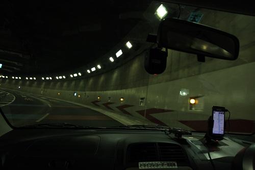 大橋ジャンクションへ