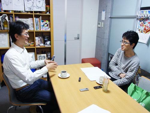 """【米光×中村""""ぷよぴったん""""対談:その1】パズルゲームクリエーターの2大巨頭が出会う"""