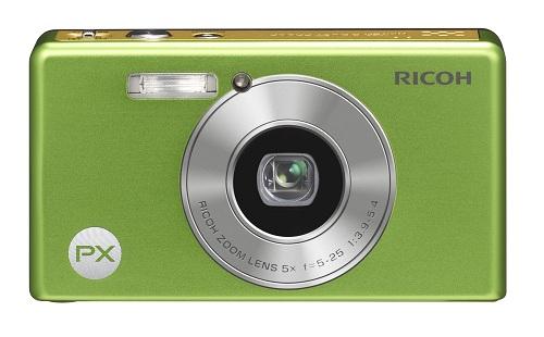 リコーが防水・防じんタイプのコンパクトデジタルカメラ『RICOH PX』発売へ