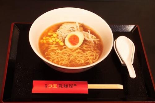 日清ラ王 袋麺屋 阪急梅田店 (味噌)