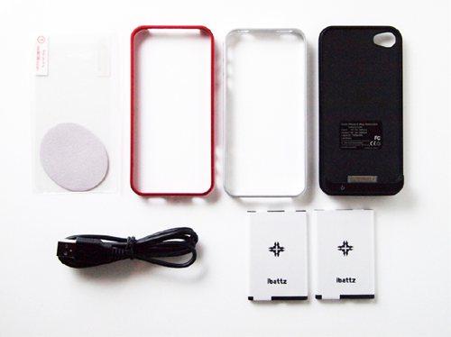 iBattz Mojo Battery Case REMOVABLE