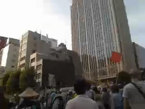 7.29脱原発国会大包囲