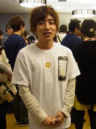 iPhoneTシャツ