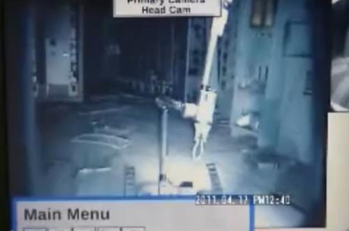 パックボットが撮った映像