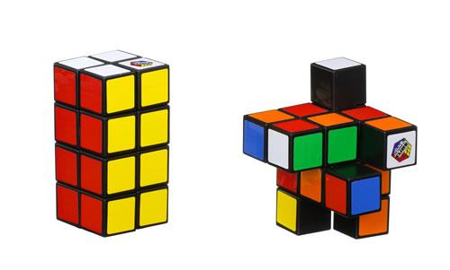 2×2×4ルービックタワー