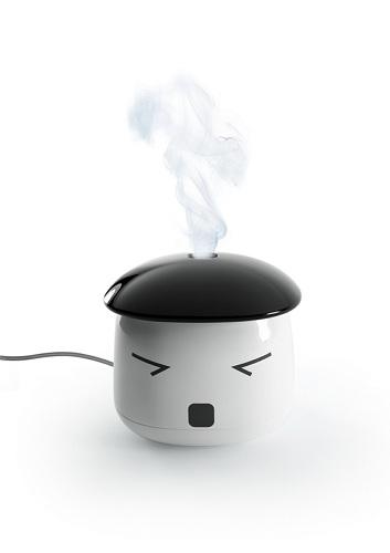 USB加湿器『Sauna Boy』