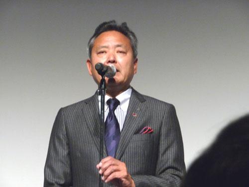 バンダイ代表取締役社長 上野和典氏