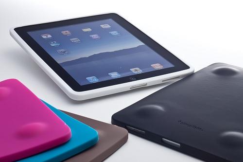 iPad用シリコンケースセット