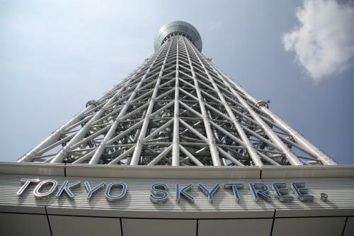 オープンから1週間 大盛況の『東京スカイツリ』ーに登ってみました