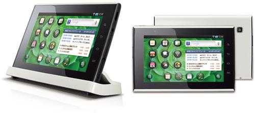 KDDIがAndroid 2.2搭載の7インチタブレット『SMT-i9100』を3月11日に発売へ