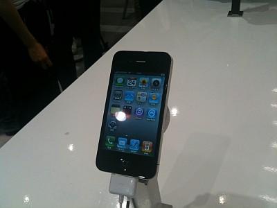 これがiPhone 4 なのかっ…