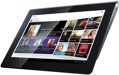 Sony Tablet S
