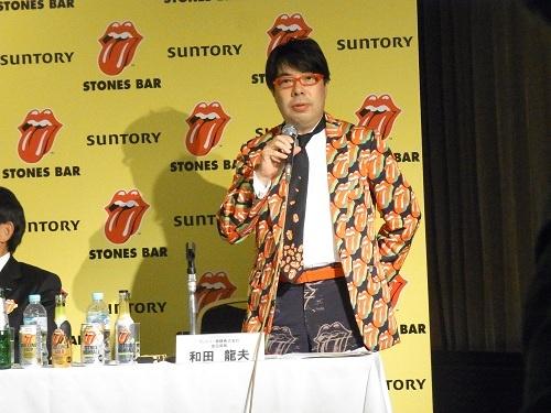 宣伝部長の和田龍夫氏
