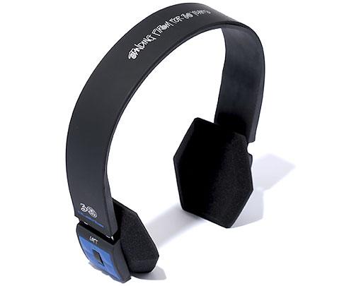 STUSSY×bluetribe Bluetooth Stereo Headset / SBT02ST