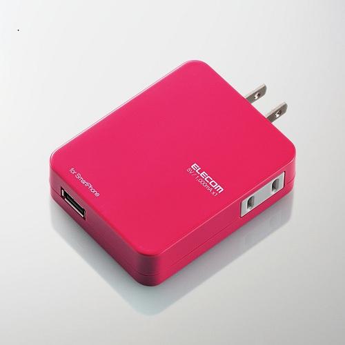 USB充電機能付き電源タップ T-US01-11100PN_01L