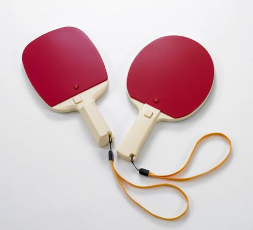 見えない敵と戦え! 1人でいつでもどこでも熱くなれる『卓球ハイテンション♪』は10月中旬発売へ