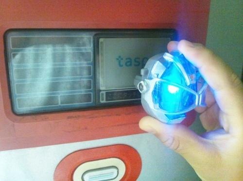 taspo自販機