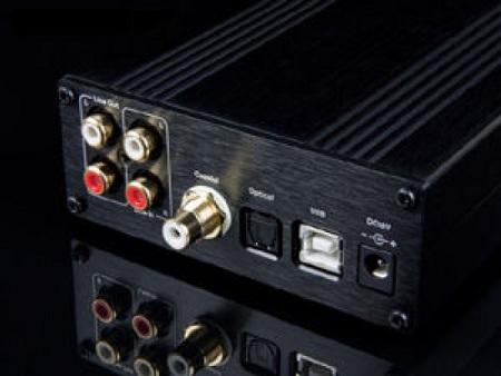 Topping DAC+ヘッドホンアンプ D2