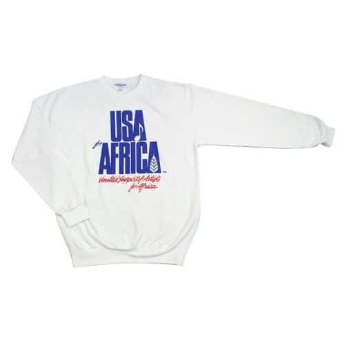 『USAフォー・アフリカ』スウェット
