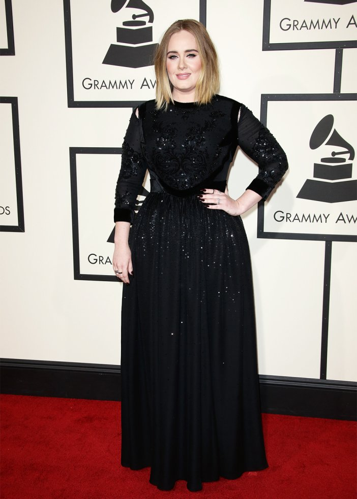 58th Annual Grammy Awards, Arrivals, Los Angeles, America - 15 Feb 2016