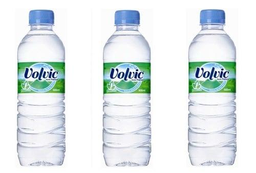 ボルヴィック green bottle