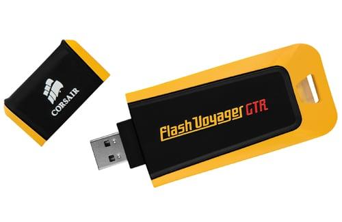 Corsair Flash Voyager GTR シリーズCMFVYA128GBGT2