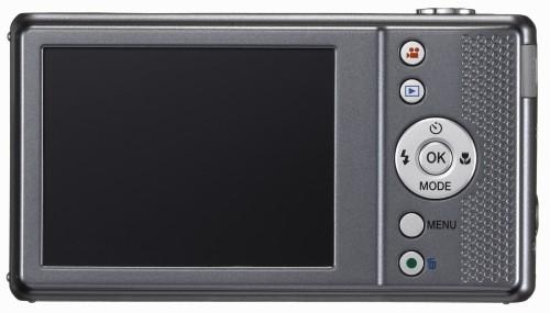 『PENTAX Optio VS20』液晶モニター