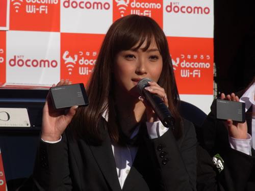 """藤本美貴さん率いる""""ツナガール""""が応援! 本日から運行開始の""""Wi-Fiタクシー""""に乗ってきました"""