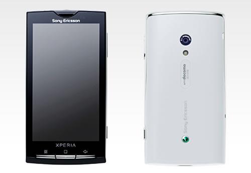 NTTドコモのスマートフォン『Xperia』のAndroid 2.1へのアップデートは11月10日に