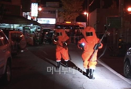 ソウルの道路から放射性物質検出…アスファルトの材料に「セシウム137」が混じってました