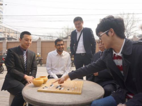 Googleの囲碁AI「AlphaGO」、世界最強棋士の一人柯潔九段と来月対戦!
