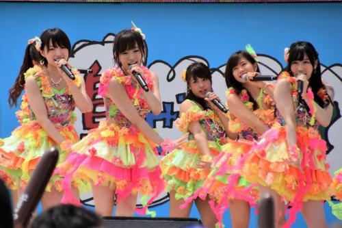 【写真たっぷり】NMB48が沖縄の地で躍動! 山本彩「アイヤ、イヤサッサ、ありがとゴーヤー!」