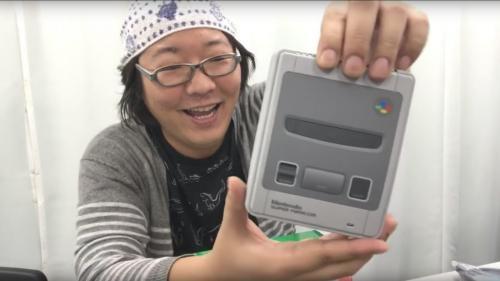 【週刊ひげおやじ #32】分解!『ニンテンドークラシックミニ スーパーファミコン』【動画アリ】