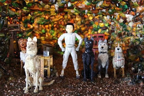 """映画『犬ヶ島』はこうして作られた! パペット制作リーダーに聞く「実在するからこそ生まれる""""質感""""や""""ハプニング""""がCGには無い魅力」"""