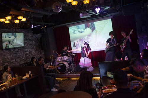 """超画期的! """"生バンド演奏""""でカラオケが楽しめるサービス「パセラステーション」が渋谷で誕生!!"""