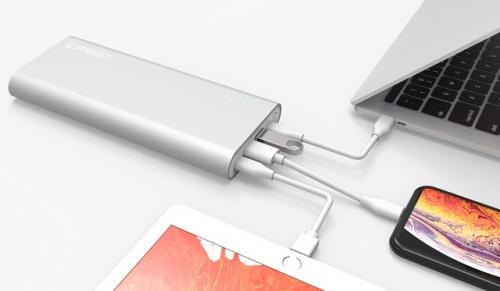 『MacBook Pro』2台+デバイス2台同時充電可能! ドイツ発大容量バッテリー『Alster Plus156W USB-C PD Powerbank+HUB』日本上陸