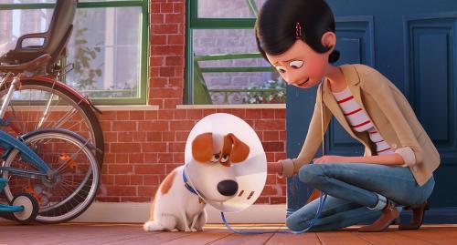 『ペット2』こわ〜い動物病院での犬・ネコ・ハムスターの反応は?! 本編映像を独占解禁