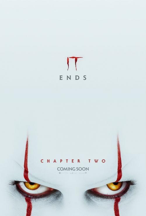 """「27年間、お前たちをずっと待ち焦がれていた……」 待望の完結編『IT/イット THE END """"それ""""が見えたら、終わり。』最新予告編解禁[ホラー通信]"""