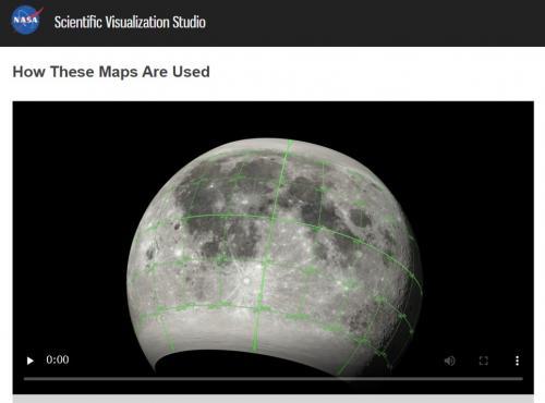 NASAが3Dアーティスト向けに「CGI Moon Kit」をオンラインで無料公開