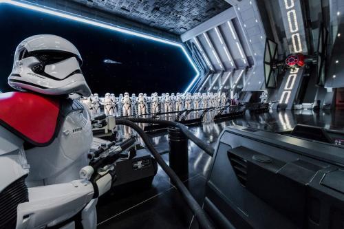 SWの新アトラクションお披露目セレモニー生中継!Xウイングも飛ぶとか飛ばないとか【スター・ウォーズ:ギャラクシーズ・エッジ】