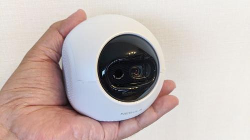 手の平サイズで子供が使っても安心なAndroid搭載モバイルプロジェクター Ankerが「Nebula Astro」を発売