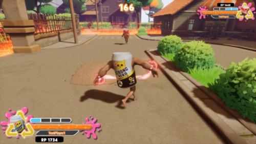 PCゲーム『SUPER DRINK BROS.』新キャラ「ストロングなやつ」参戦! 「泥酔モード」で頂点を目指せ